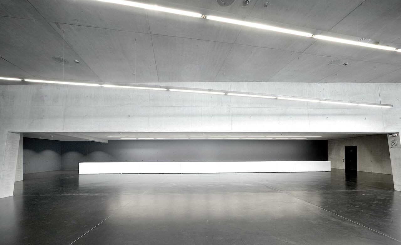 Auer Weber Architekten BDA » Projekte » Kleine Olympiahalle ...