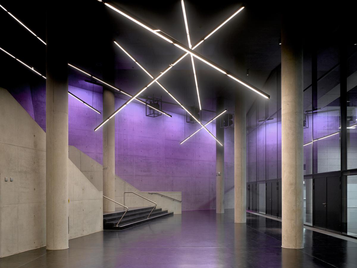 Auer Weber Architekten BDA » Projekte » Kleine Olympiahalle München