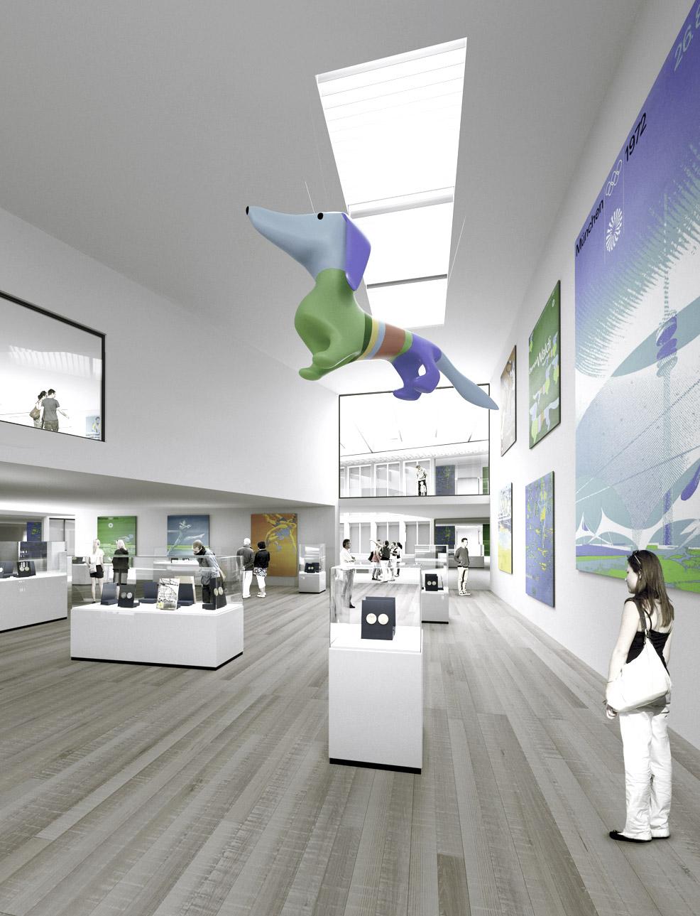 Projects 187 Sanierung Und Umbau M 252 Nchner Stadtmuseum